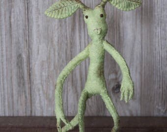 Fantastic Beasts and Where to Find Them, Harry Potter, Fantastic Beast Bowtruckle, Harry Potter Bowtruckle, Bowtruckle, Pickett Bowtruckle
