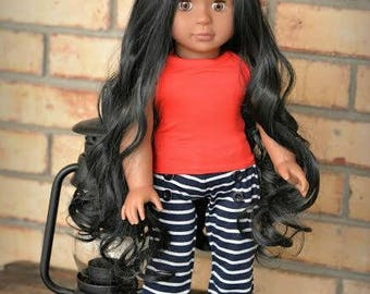 Zazou Dolls  18 Inch dolls such as Journey, Our Generation and American Girl