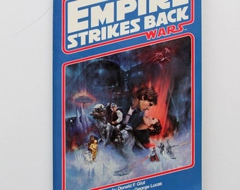 Star Wars The Empire Strikes Back Paperback 1980