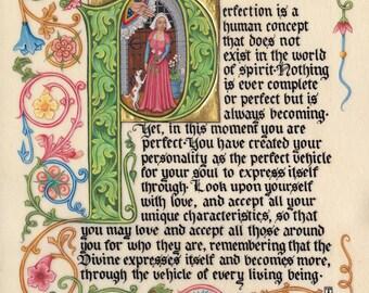 Perfection Illumination by Tania Crossingham