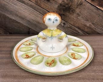 Hedi Schoop Egg Plate