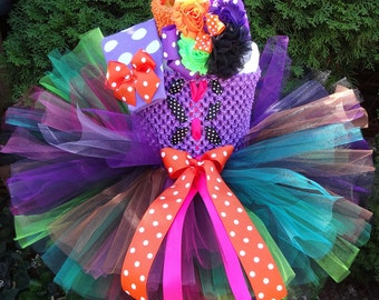 Witch Tutu Set, Witch Costume, Halloween Tutu, Halloween Outfit, Halloween Costume, Toddler, Witch Tutu Dress, Baby Costume, Witch Outfit