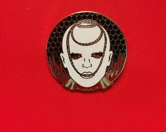 Alexander McQueen '98 Fall RTW Hard Enamel Pin