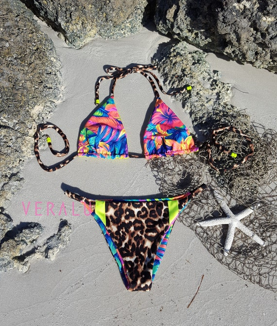 VERALU Maui reversible bikini set