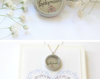 Thank You Bridesmaid Gift, Bridesmaid Thank You, For Helping Us Tie The Knot, Thank You For Being A Part of Our Wedding, Wedding Thank You