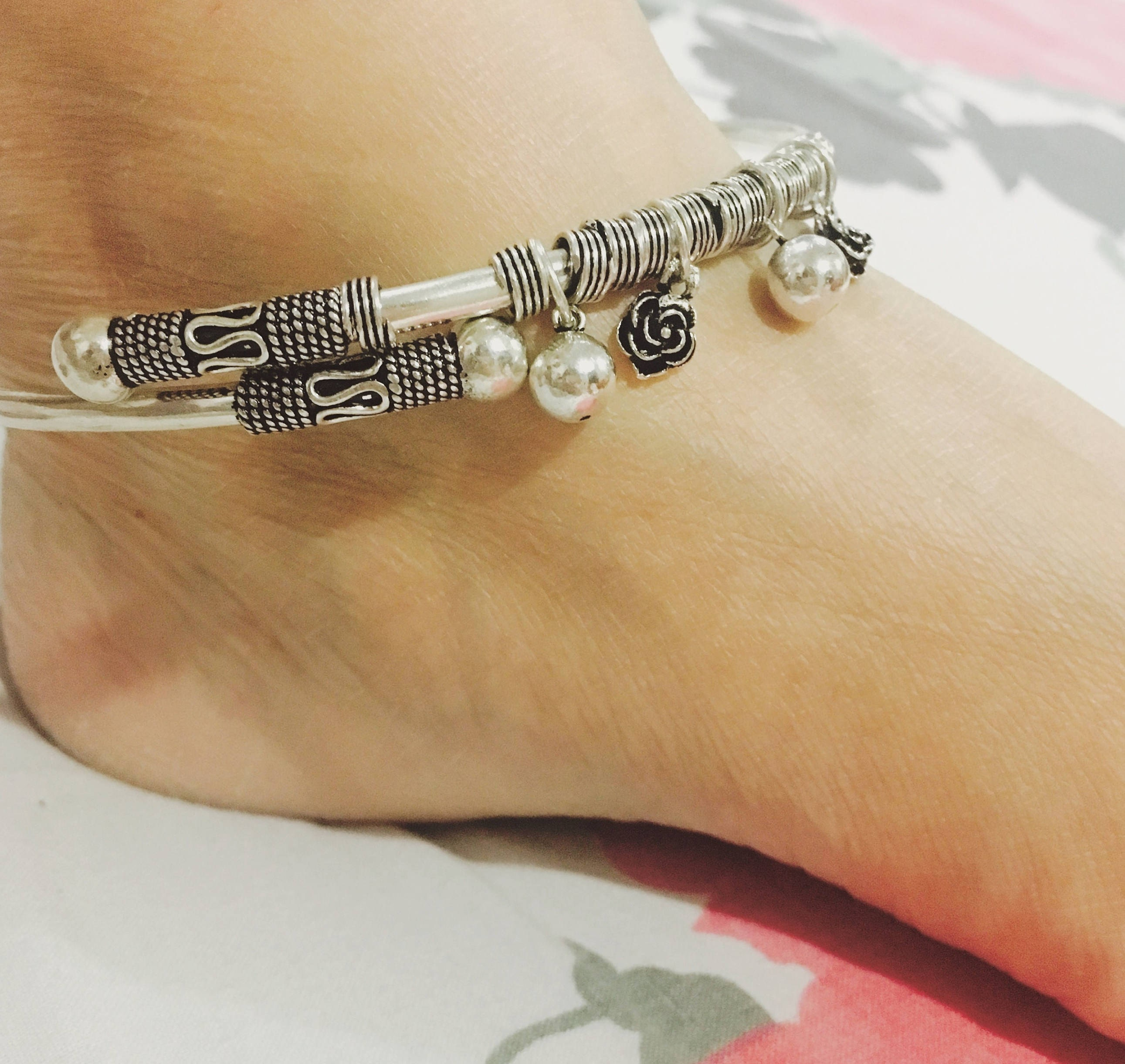 bangle pandora anklet p