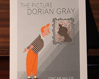 The Picture of Dorian Gray ~ Screenprint