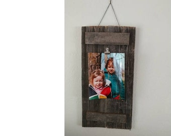 Large Wooden Wall Plaque