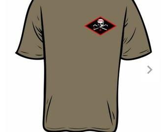 "Alpha ""Bone"" Company T-Shirt"