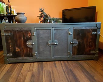 Hand made industrial style furniture