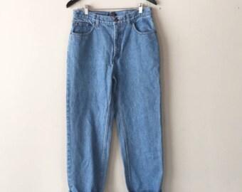 Vintage 90s Denver Hayes Mom Jeans, Blue Jeans, 90s Grunge, 90s Women's Clothing, High Waisted Jeans, Vintage Denim, Size 32