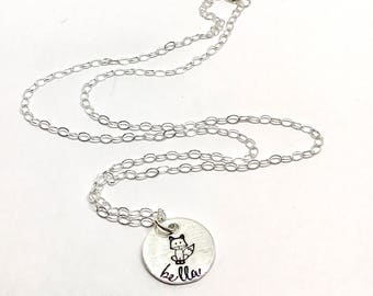 Fox Necklace - Fox Personalized Jewelry - Fox Gift Items - The Charmed Wife - Gifts for FOX lovers - Gifts for Her - Teen Christmas Ideas