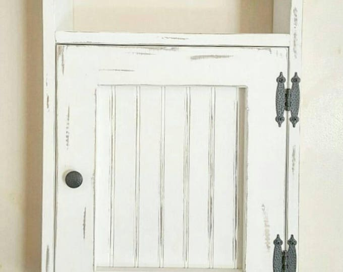 Medicine Cabinet - Bathroom Cabinet - Wall Cabinet