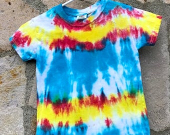 Bright and Fun Toddler Tie Dye Size 3T