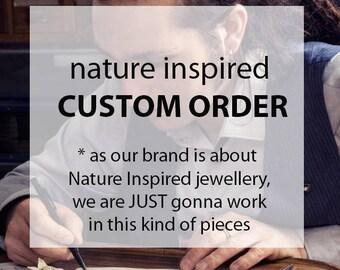 Personalized jewelry - Custom jewelry - Jewellery design