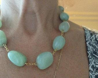 New Jade Necklace by Dobka
