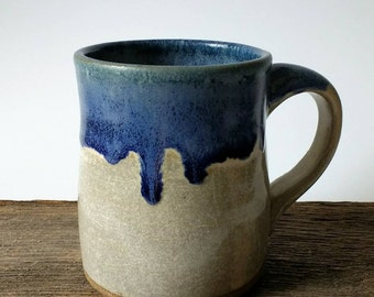 Handmade Small Coffee Mug, Pottery Coffee Cup, Mug, Tea Mug, Earthy Mug, Tea Cup, Holiday Gift, Hostess Gift, Rustic Farmhouse Gift,