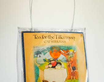 Vinyl LP Tote - Clear