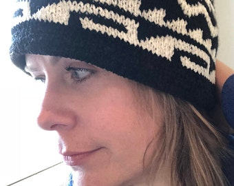 Paco-Vicuna Tapestry Hats, Super Warm, Multiple Designs and Colors to Choose From!