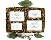 Boxed Gift Set | Cold Process Soaps, Guest Soaps, Bath Salt, Gift Boxed, Gift Idea, Birthday, All Ages, Teens | Your Choose Two Soaps