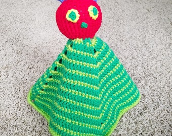 The Very Hungry Caterpillar Lovie