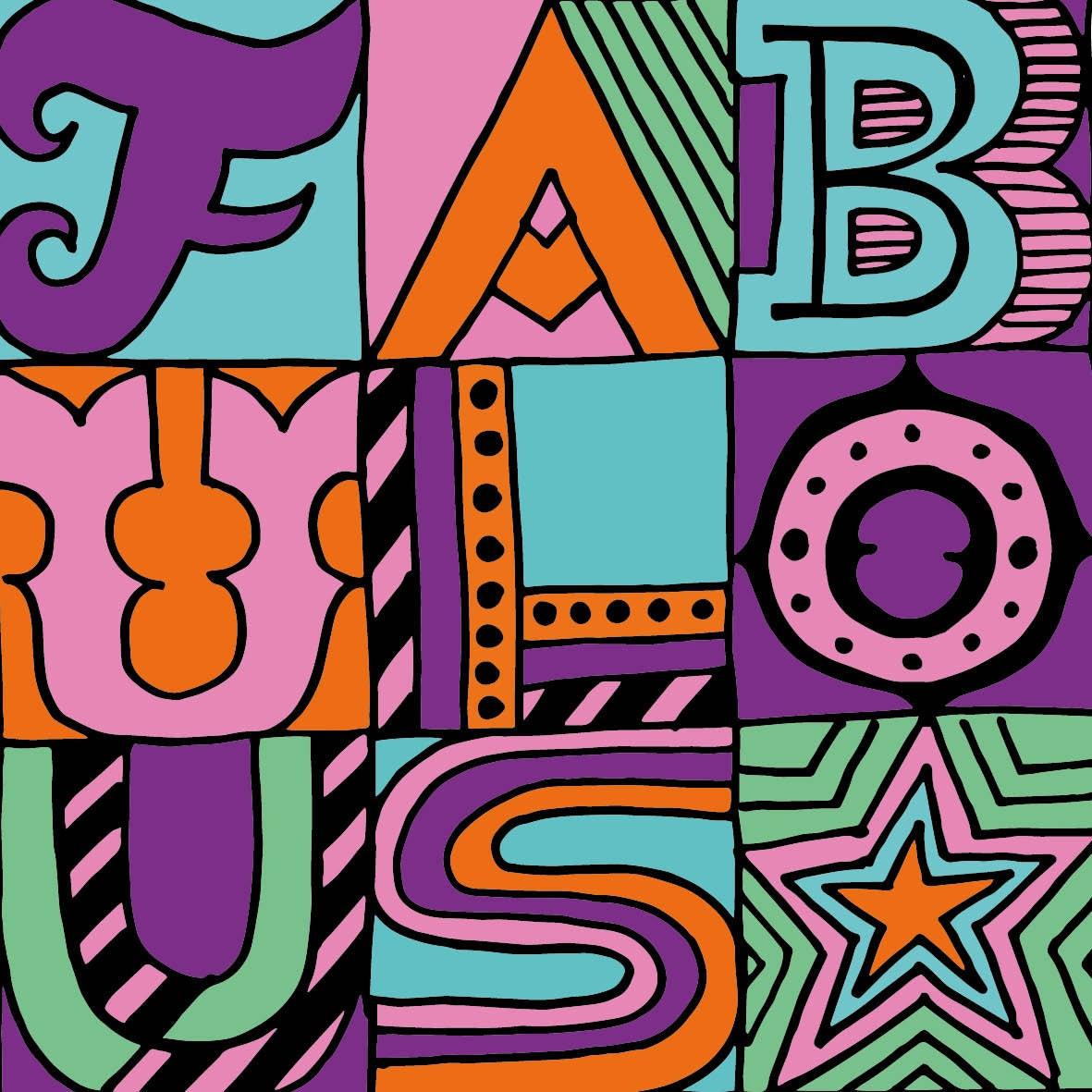 365 days of type fabulous