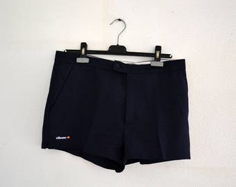 ELLESSE vintage tennis shorts made in Italy / vintage 80s / US size 36