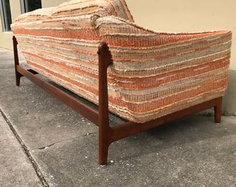 Danish Modern sofa - Mid Century Modern couch