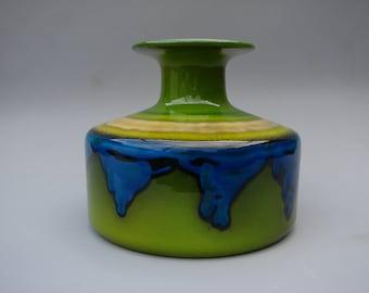 Hutschenreuther Renée Neue vase Mid Century Modern Space Age Pop art vase