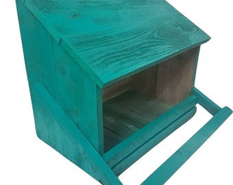 Rustic Chicken Nesting Box