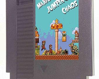 Mario's Jumping Chaos