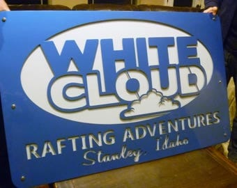 Custom Commercial Sign, Lobby Sign, Small Business Sign, Custom Signage, Business Signage, Logo Sign, Lobby Wall Art, Store Sign, Outdoor