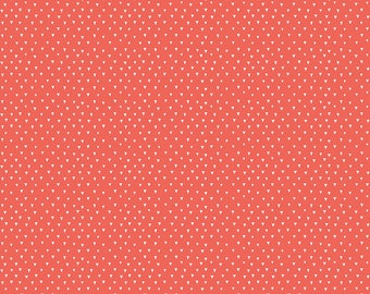 1 Yard Heart and Soul by Deena Rutter and Seek Good Works for Riley Blake Designs - 6704 Red Heart Triangle