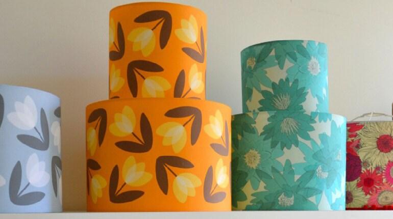 Suzie London lampshades