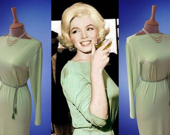 Marilyn Monroe...Pucci Dress