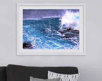 La Mer Print