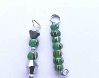 LOC CANDY Dread Lock and Braid Jewelry Set