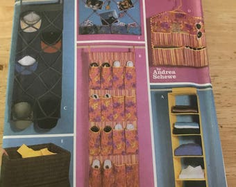 Room organizer pattern