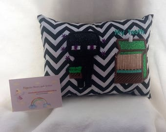 tooth fairy pillow, Minecraft