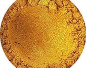 RICH GOLD 10g Natural Mica Pearl Powder Pigment Soap Candle Cosmetic Colorant for Slime Making DIY Makeup Bath Bomb Coloring Nail Polish too
