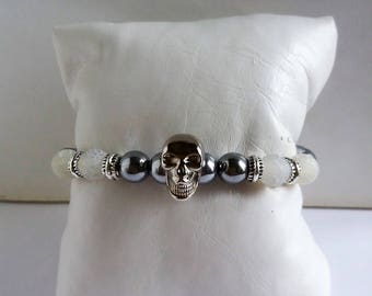 The unique ice Skull hand made