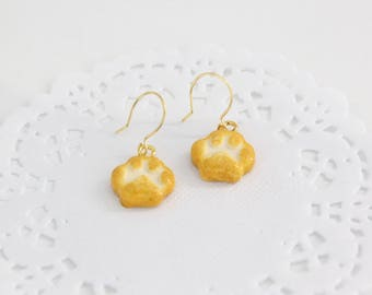 CatPaw cookies Earring