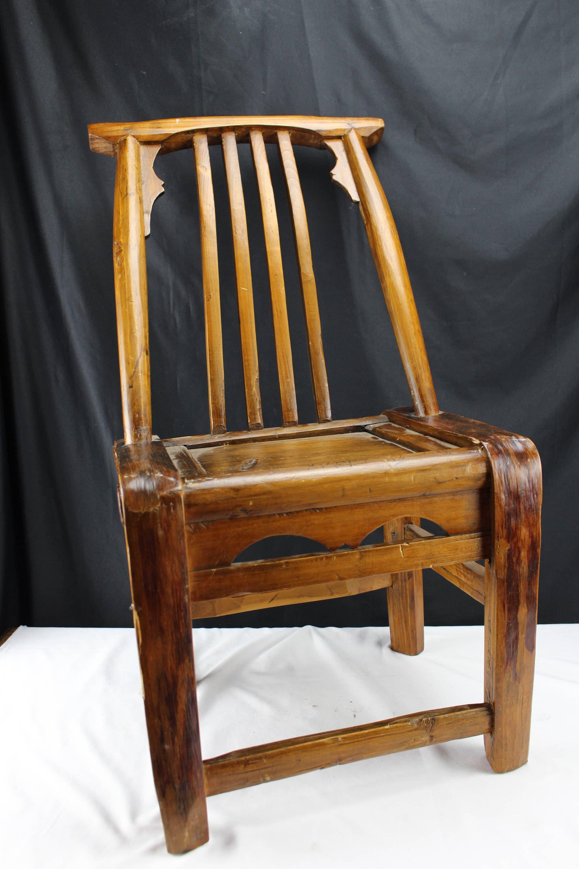 Fall Sale Antique CHINESE SCHOLARu0027S Chair Yoke Back Fishing Chair Qing  Dynasty (1800 1849