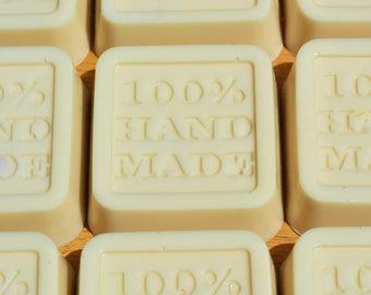 BULK x 100 - Handmade Soaps - Coconut Cream
