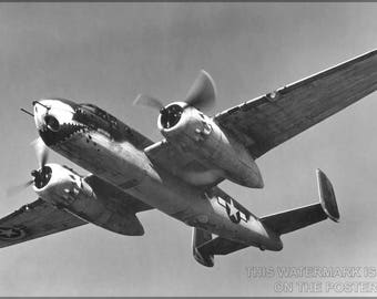 Poster, Many Sizes Available; B-25 Mitchell P1