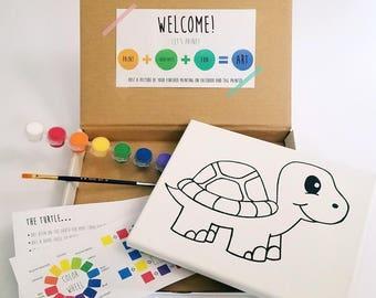 Turtle Paint Kit