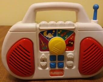 Playschool Working Baby Radio