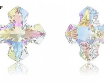 Swarovski 4784 - Greek Cross Crystal Fancy Stone