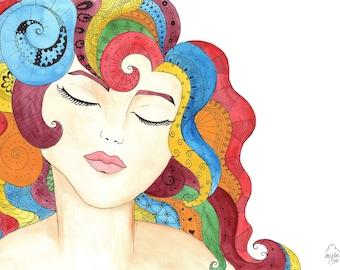 Doodle Goddess