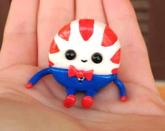 Peppermint Butler Figure Adventure Time  hugged Lovely Friends